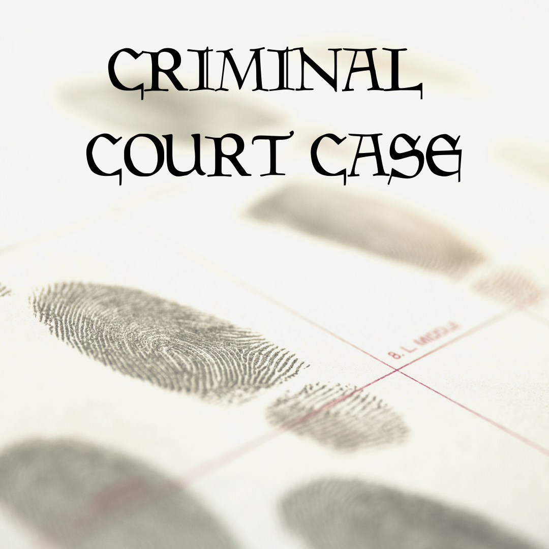 CRIMINAL COURT CASE2