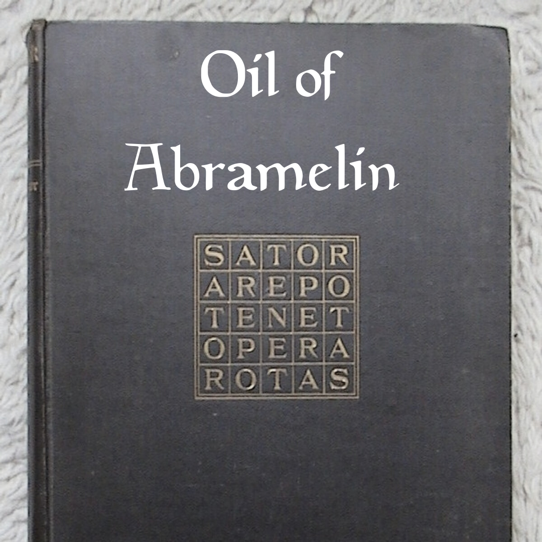 Oil of Abramelin
